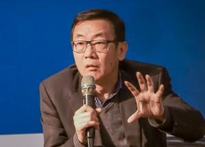 宇匯營運長周培林表示:廣告即時優化必須靠AI人工智慧的運算,宇匯的AI模型不只創造短期營收,更能拉近品牌與消費者的「購距」