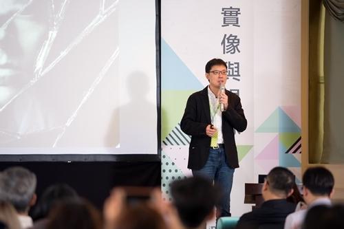 Google台灣業務協理張鈺東。
